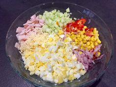 Frozen Theme Party, Cobb Salad, Grains, Appetizers, Rice, Lunch, Vegetables, Cooking, Impreza