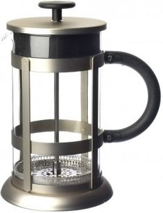 Here's info on French Presses, I don't know what makes the best. The 5 Best French Press Coffee Makers