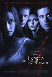 I Know What You Did Last Summer Movie Poster