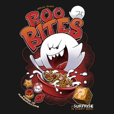 Check out this awesome 'Boo+Bites' design on TeePublic! http://bit.ly/1fC0S5g