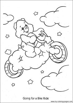 Care Bears Coloring-076