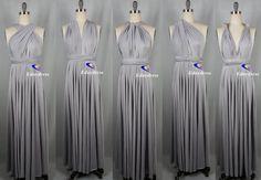 Weddings Wrap Infinity Convertible Dress Full by Dresslongbridal