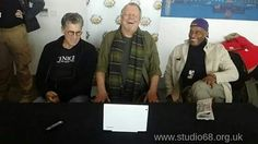 THREE friends from Bradford who made a video tribute to US police series Starsky and Hutch have had the chance to show it to the original stars. Three Friends, Best Friends, David Best, Paul Michael Glaser, David Soul, 70s Tv Shows, Tv Detectives, Starsky & Hutch, Cop Show