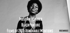 We recently finished our series on Black Feature Films. These just missed the mark, but they are still worth mentioning.