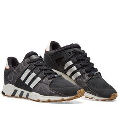 Adidas EQT Support RF (Core Black & Off White)