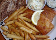 5 o 39 clock club l pewaukee l friday fish fry includes cod for Fish fry waukesha