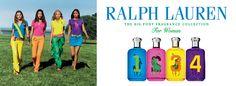 Época Cosméticos- Eles chegaram cheios de elegância e atitude para as mulheres Ralph Lauren- The Big Pony Collection for women. Escolha o seu estilo!