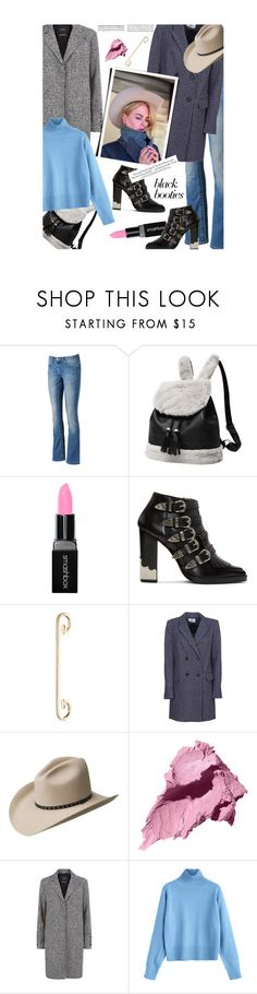 """Inner Cowgirl'"" by dianefantasy ❤ liked on Polyvore featuring Seven7 Jeans, Smashbox, Toga, Repossi, Étoile Isabel Marant, Bailey Western, Bobbi Brown Cosmetics, SET, layers and polyvorecommunity"