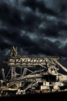 Der Bergbau-Technik-Park bietet auch Touren bei Nacht an