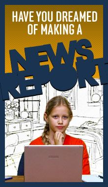 Have you dreamed of making a news report? Teaching Geography, Books 2016, Book Week, Public School, How To Plan, How To Make, Outline, Childrens Books, Dreaming Of You
