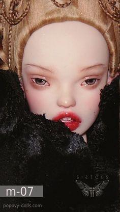 Popovy dolls make-up option