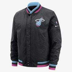 095b22827 Nike Miami Heat Courtside Men s NBA Jacket Miami Heat