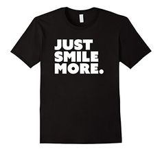 Men's Just Smile More Inspirational T-Shirt 2XL Black Pri... https://www.amazon.com/dp/B01HZ2IZVG/ref=cm_sw_r_pi_dp_wv1Exb4GEYFPB