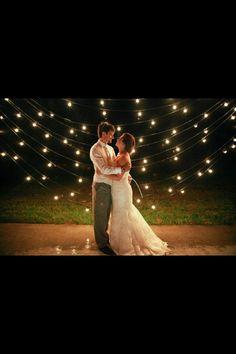 True love- market light back drop the-hitchinpost.com Southern Wedding - Franklin, Tn