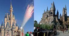 Ficar hospedado na Disney ou na Universal em Orlando? #viagem #miami #orlando
