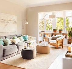 decoración living comedor departamento | sala comedor | Pinterest ...