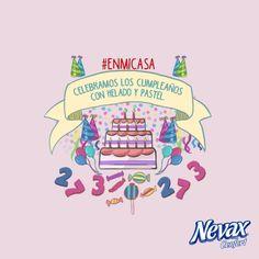 Contanos con el HT #EnMiCasa, ¿Cómo celebran los cumpleaños en tu casa?