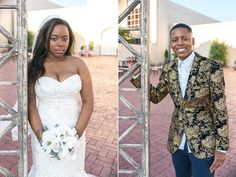 Shay and Dominique | Villa de l'Amour | High Point, NC » Kelli Gowdy Photography