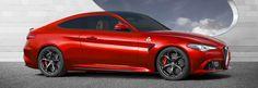Alfa Romeo Giulia Coupé: la proposta é concreta