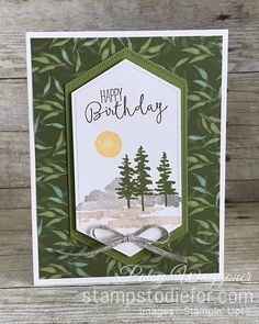 Sunday Sketches – Great Masculine Birthday Card Sunday Sketch Card created with Waterfront Stamp Birthday Cards For Him, Masculine Birthday Cards, Handmade Birthday Cards, Masculine Cards, Greeting Cards Handmade, Bday Cards, Graduation Cards, Sunday Sketches, Tarjetas Stampin Up
