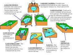 Tipos de lagos