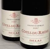 Gotta love a good Cote Du Rhone