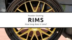 But how long does it take to powder coat wheels? Preparing your wheels ahead of time is also vitally important if.learn more in this post. Powder Coating Rims, Turbo Intercooler, Gates And Railings, Best Powder, Life Hackers, Powder Coat Colors, Ral Colours, Car Restoration, Ceramic Coating