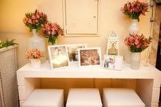 Fotos na decoração   Noivinhas de Luxo