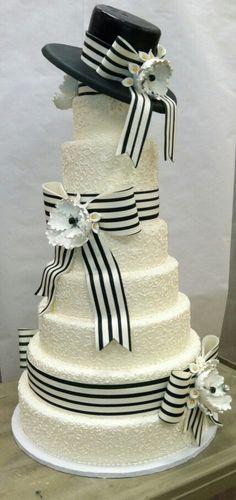 My Fair Lady cake! Love!