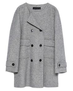 19 STYLISH FALL JACKETS AND LIGHT WINTER COATS YOU NEED TO SEE The Collarless Coat