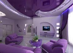 purple room!  #pastel #kawaii