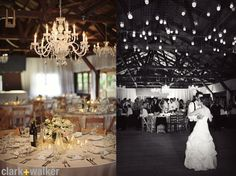 reception-candles-lighting