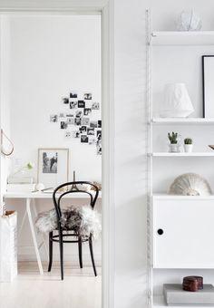 Hjemmekontor og gæsteværelse i ét