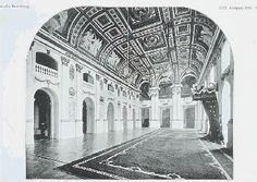 Verlorene Pracht:Der Weisse Saal des Berliner Stadtschlosses
