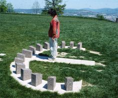 Natural Playground - Sundial.  Analemmatic Sundial template  $205.95