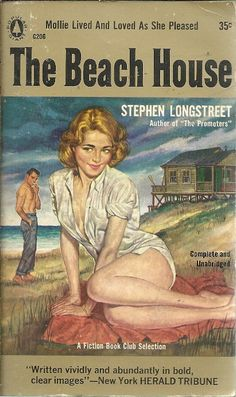 Author: Stephen Longstreet Publisher: Popular G206 Year: 1957 Print: 1 Cover Price: $0.35 Condition: Near Fine Light tanning Genre: Sleaze SKU: 110614035E