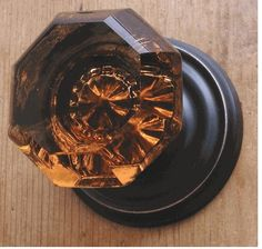 unusual door knobs | beautiful amber door knob | Unique Door Knobs & Knockers | Pinterest