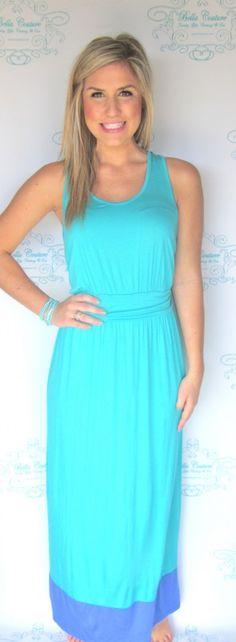 Aqua Tank Maxi : :: Bella Couture : Shop BellaC ::