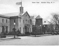The original Town Hall - Garden City NY - Long Island