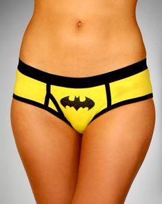 Batman Boyshorts 2 Pk  $14.99