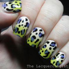 Mas de 50 diseños de uñas decoradas para Halloween 2015 | Decoración de Uñas - Manicura y Nail Art