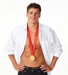 Ryan Lochte, Swimming