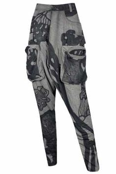 Rundholz Black Label Trousers A/W 2016 rh165197 | Walkers.Style