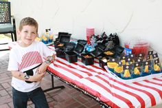 Mommy Made: Pirate Party And Snacks
