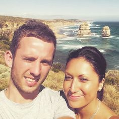 Chilling with this guy at the Twelve Apostles. Relaxing getaway!  #12apostles #getaway #victoria #relaxation by purple21mel http://ift.tt/1ijk11S