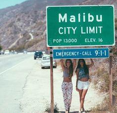 Image via We Heart It https://weheartit.com/entry/158511505 #girls #grunge #malibu #travel #travelling #vintage #wanttogo