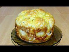Хлеб с сыром и чесноком - YouTube