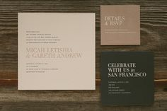 modern typography wedding invitations by Bella Figura - Hochzeit - Typography Wedding Invitations, Wedding Invitation Etiquette, Minimalist Wedding Invitations, Vintage Wedding Invitations, Wedding Invitation Wording, Elegant Wedding Invitations, Wedding Stationery, Invitation Ideas, Modern Invitations