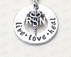 Proud Nurse Necklace
