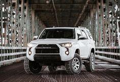 (1080×737) Suv Trucks, Toyota Trucks, Toyota Cars, Toyota 4runner Trd, Toyota Tacoma, Toyota Vehicles, Trd Pro, 4 Runner, Custom Trucks